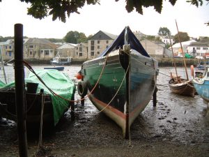 Barnabas in Penryn before her restoration