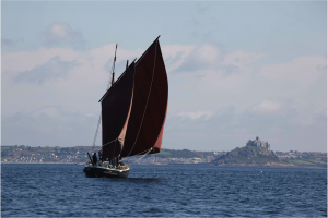 Barnabas off St Michael's Mount